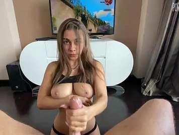 molto bella e grintosa casa giovane ragazza in cerca di sesso con un Pollon