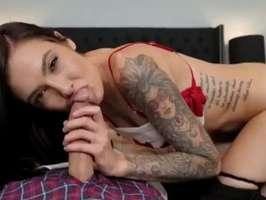 video porno Tatuate