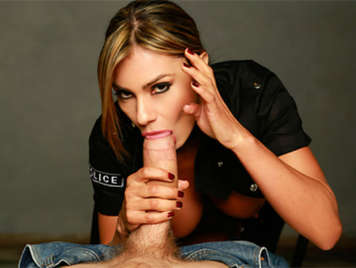 Esperanza Gomez is the sluttiest cop