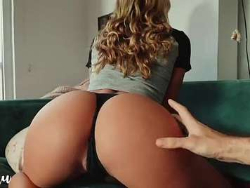 Porno amateur con su cuñada culona