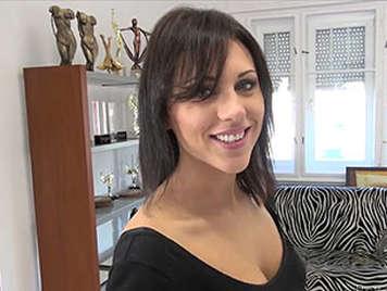 Morena en casting anal con Rocco Siffredi