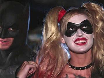 Batman porno