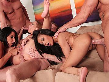 cinta de sexo putas orgía