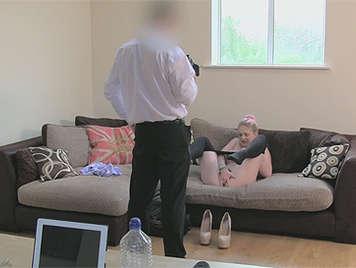 casting porno inglese