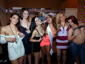 Bachelorette Party with sex