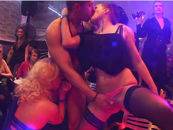 Chaos in wild hardcore sex party with a group of Czech girls hot scopatas for by spraying huge cock in her wet pussy