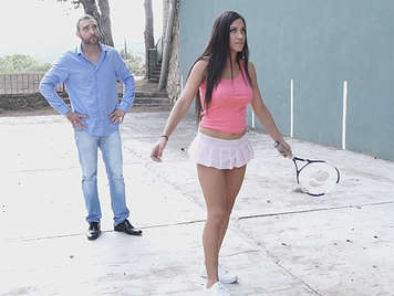 TenniXXX with a horny spanish mature