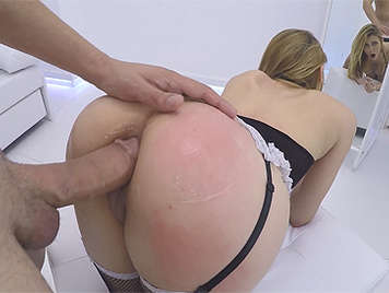 Primer anal de Daniela Dadivoso