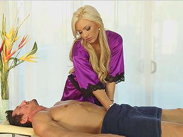 casado masajes tetona