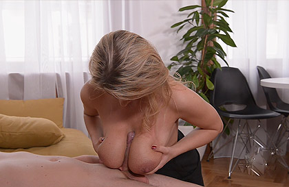 Beer pong with milf sara jay turns into hard fuck with son